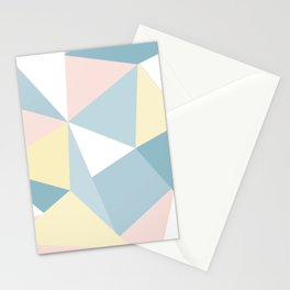Girly Mirror effect Stationery Cards
