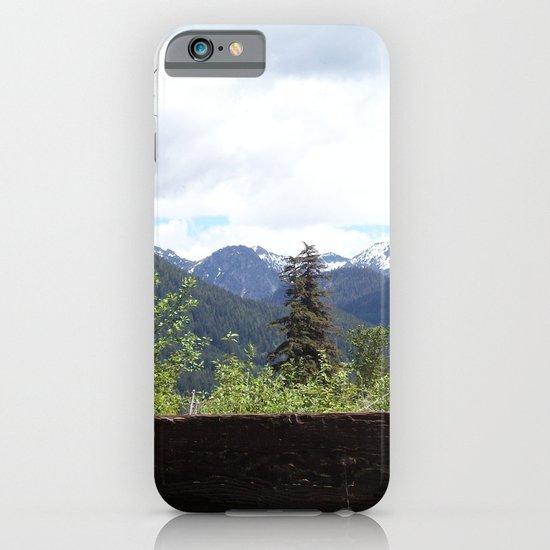 Peeking Out iPhone & iPod Case