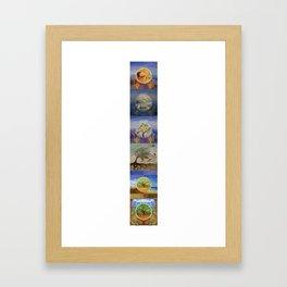 Music Suite Framed Art Print