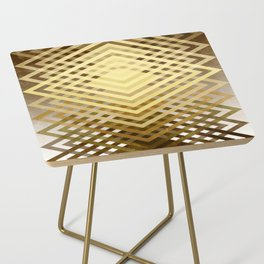 CUBIC DELAY Side Table