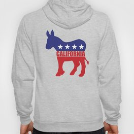 California Democrat Donkey Hoody