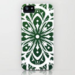 Irish lace iPhone Case
