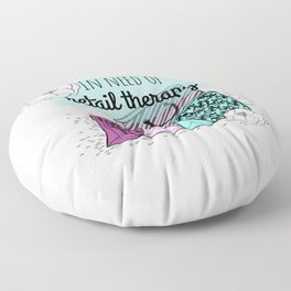 In Need of Retail Therapy Floor Pillow