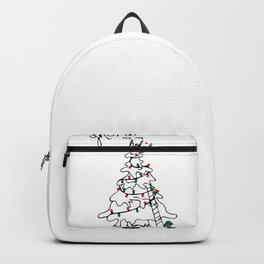 Gnome for the Holidays Backpack