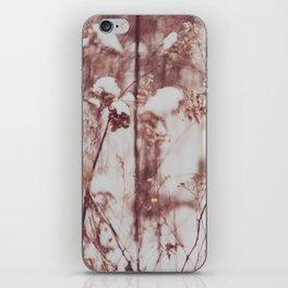 Winter Field iPhone Skin