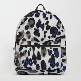 Modern Leopard Skin Backpack