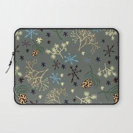 Winterpattern3 Laptop Sleeve