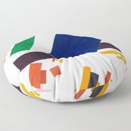 Kazimir Malevich - Suprematist Composition Floor Pillow