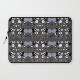 Topiary Silver Laptop Sleeve
