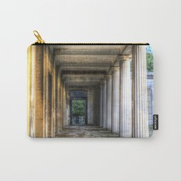 Kensal Green Cemetery  Colonnade Carry-All Pouch