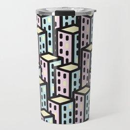 skyscrapers Travel Mug
