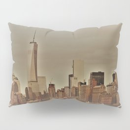 New York Harbor Pillow Sham
