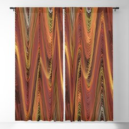 Technicolor Madness Blackout Curtain