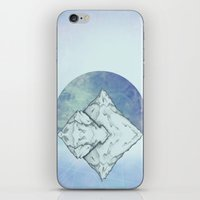 frozen iPhone & iPod Skins featuring Frozen by Holly Nekonam