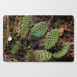 Cactus Cutting Board