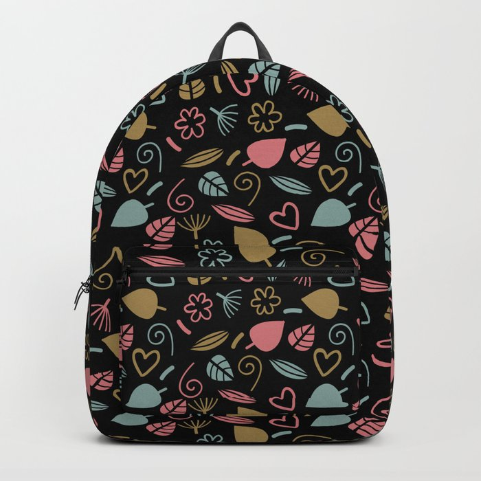 Colorful Lovely Pattern Backpack