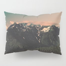 Good Morning, Cascadia Pillow Sham
