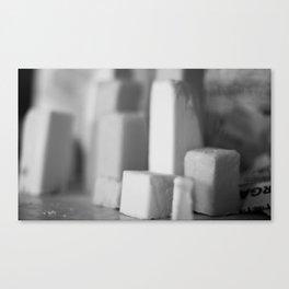 Elemental Baking - Butter Canvas Print
