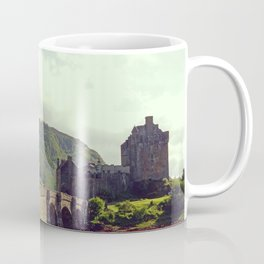Eilean Donan Castle, Scotland's Highlands - Fine Arts Travel Photography Coffee Mug