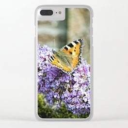Butterfly IX Clear iPhone Case