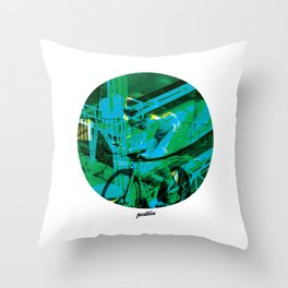 Astana Colours Throw Pillow