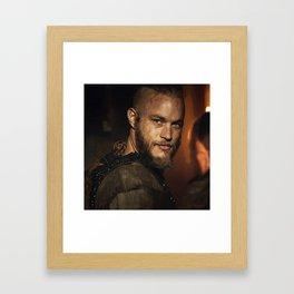 Ragnar Lothbrok Framed Art Print