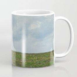 Sheep on the Hill Coffee Mug
