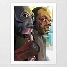 SW#45 Art Print