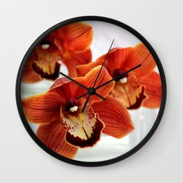Floaters Wall Clock
