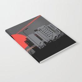 apocalypse city Notebook