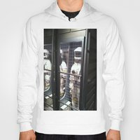 spaceman Hoodies featuring Spaceman by Brittany Bennett