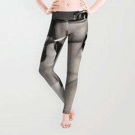 Audrey Hepburn Wall Art - Fashion Style Décor - Pretty Lips Poster Leggings