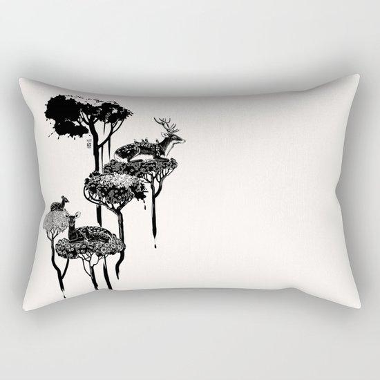 Deer to Dream Rectangular Pillow
