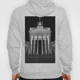 Brandenburg Gate, Berlin Hoody