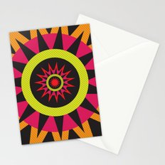 flor de oaxaca Stationery Cards