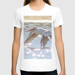 Skimming The Water T-shirt