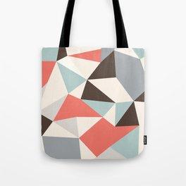 Mod Hues Tris Tote Bag