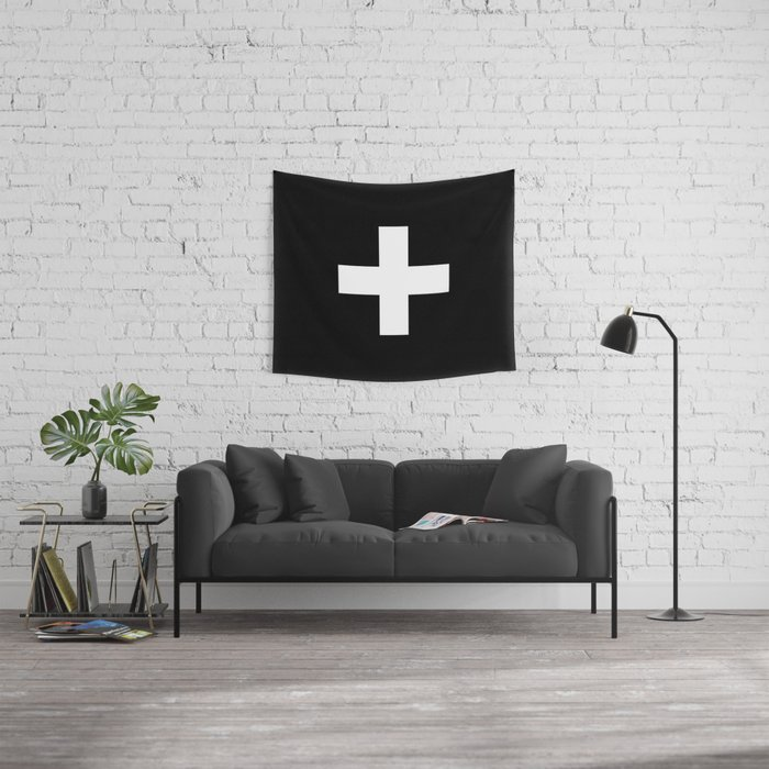 plus Wall Tapestry