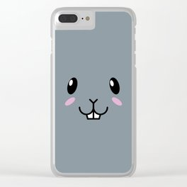 Baby Bunny. Kids & Puppies Clear iPhone Case