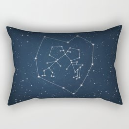 Written in The Stars Rectangular Pillow