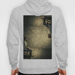 Parallel reality Hoody
