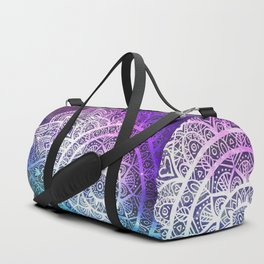 Space mandala 13 Duffle Bag