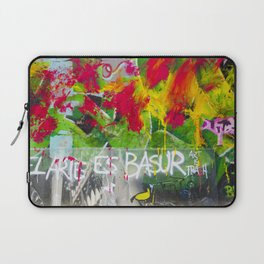 Art is Tra$h Laptop Sleeve