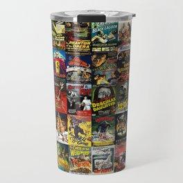 Monster Movies Travel Mug