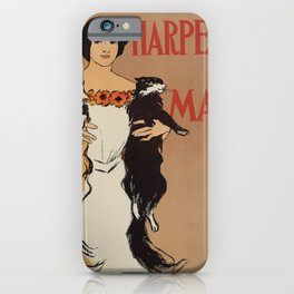 Harper's May 1898 iPhone Case