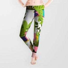 Love Plants Leggings