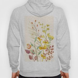 Autumn Flowers Hoody