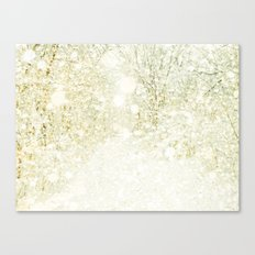 Nowhere Canvas Print