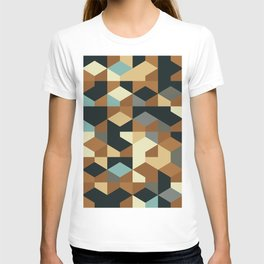 Abstract Geometric Artwork 54 T-shirt