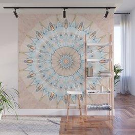 Mandala Pantone 2016 Wall Mural
